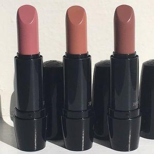 ♥️NEW!♥️Lancome 2Pc CREAM Nude Lipstick Set NEW!
